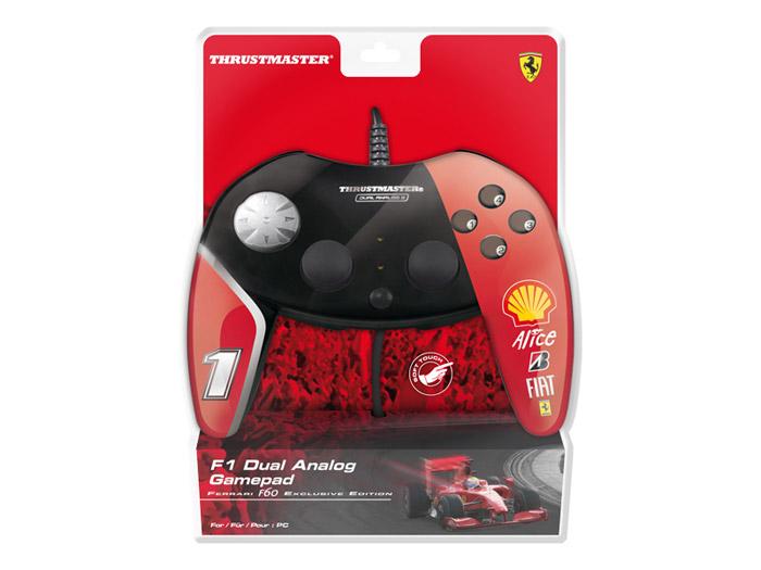 TM Ferrari Gamepads