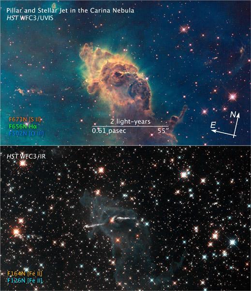 Refurbished Hubble PIcs