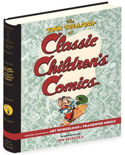Toon Treasury of Comics
