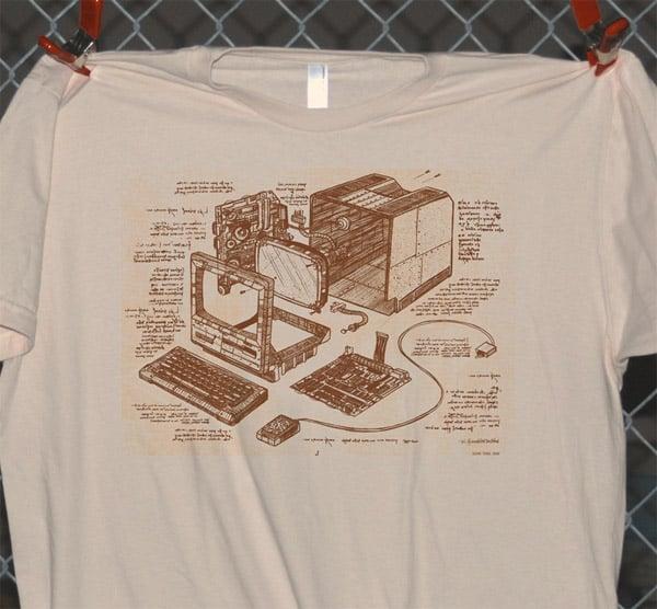 iSteamMac T-shirt