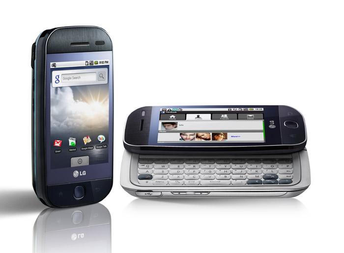 LG GW620 Cellphone