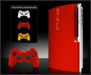 PS3 Slim: ColorWare