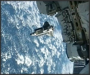 Video: Space Shuttle x ISS