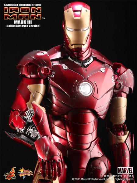 Iron Man: Battle Damage