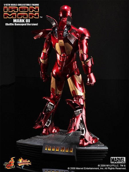 Iron Man: Battle Damage