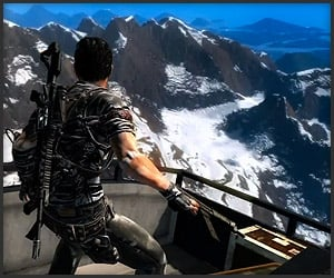 Vertical: Just Cause 2