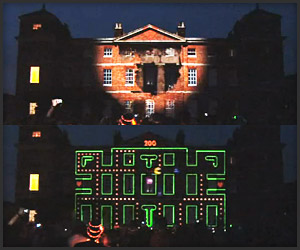 Pac Man/Pinball Projections