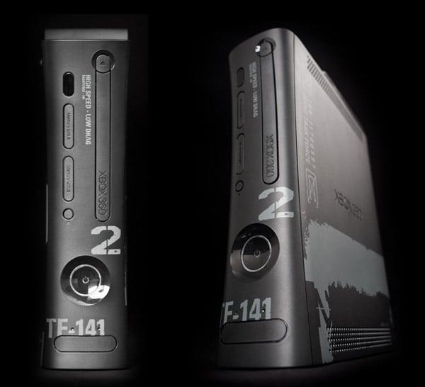 Xbox 360 MW 2 Bundle