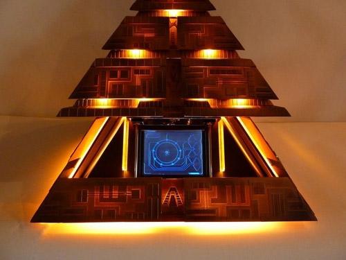 Case Mod: Stargate Pyramid