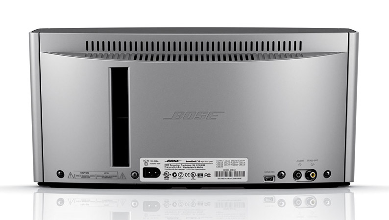 bose sounddock 10 the awesomer. Black Bedroom Furniture Sets. Home Design Ideas