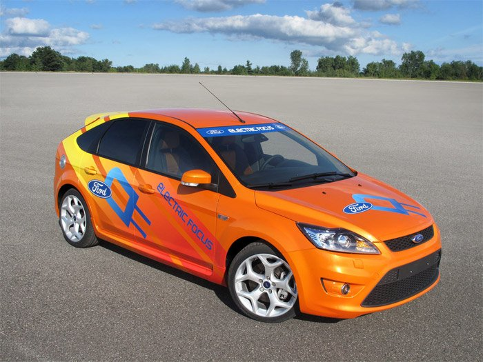 Jay Leno: Ford Focus