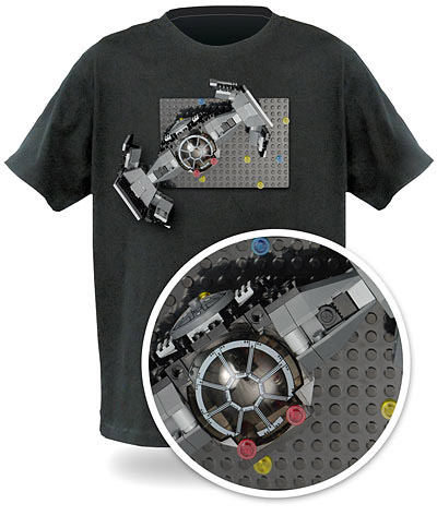 LEGO Baseplate T-shirt