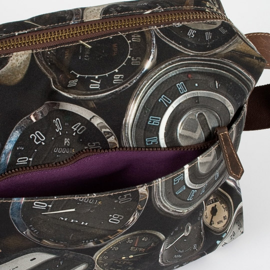 Speedometer Flight Bag