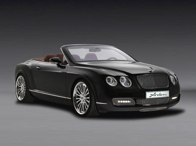 Arden Bentley GT