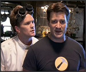 Funny: Dr. Horrible x Emmys