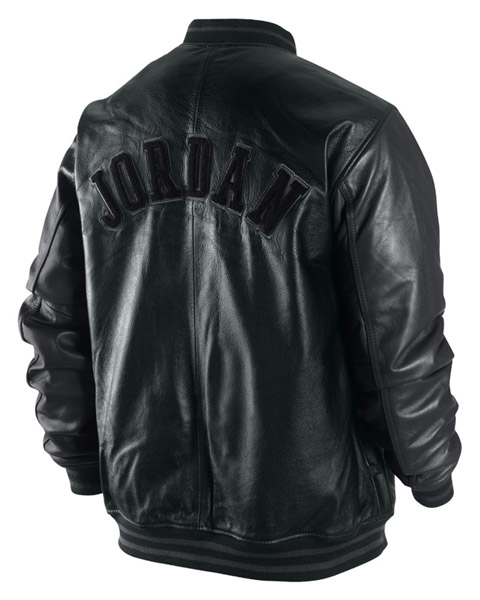 Michael Jordan HoF Jacket