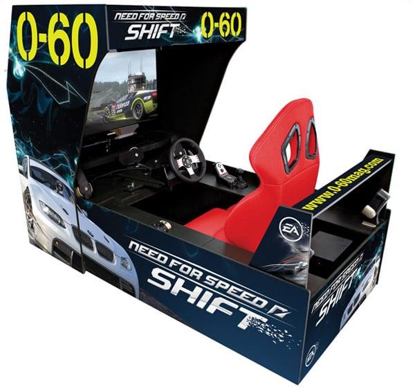 DIY: Racing Console
