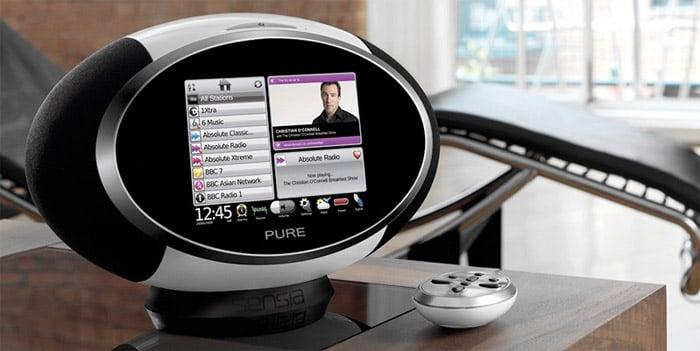 Sensia DAB/Wi-Fi Radio