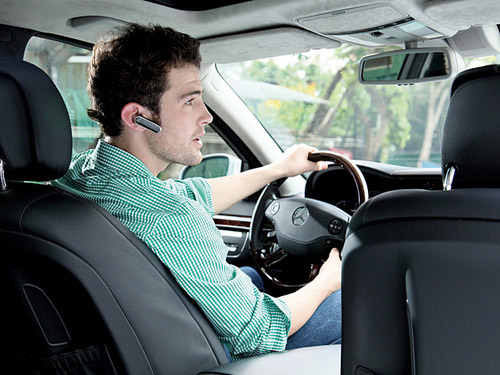 Solar Bluetooth Headset