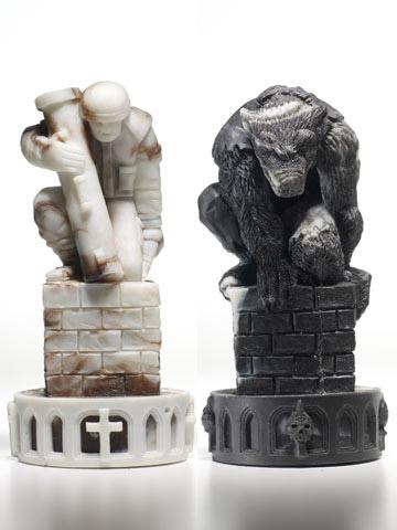Monster vs. Hunter Chess