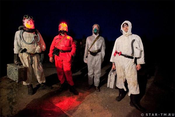 STALKER Chernobyl LARP