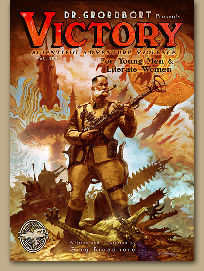 Dr. Grordbort's Victory