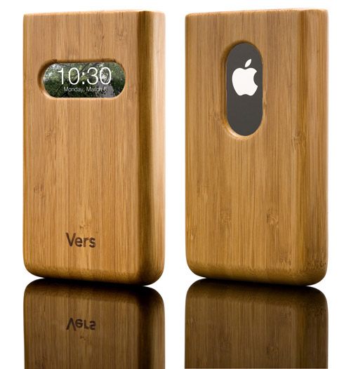 Vers iPhone/iPod Cases