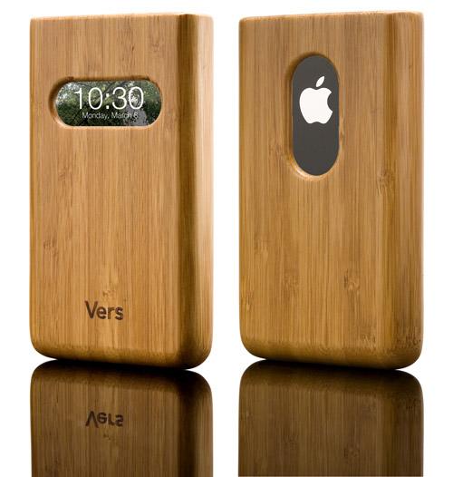 Vers iPhone/iPod Cases
