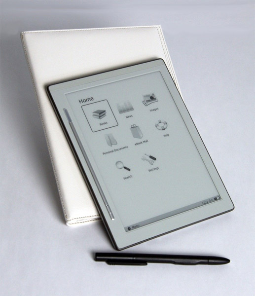 IREX DR800SG E-reader