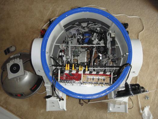 R2D2 w/8 Consoles