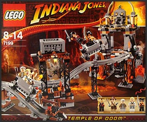 LEGO: Temple of Doom