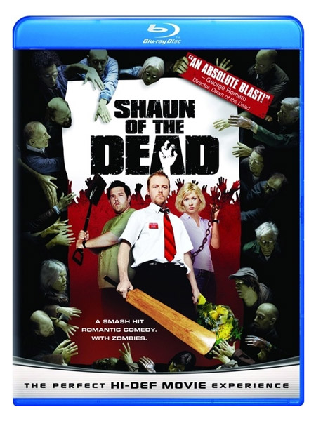 BD: Shaun of the Dead