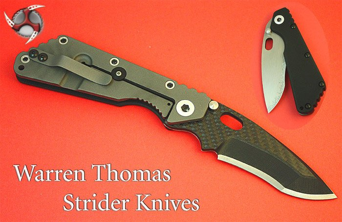 Warren Thomas Strider SMF