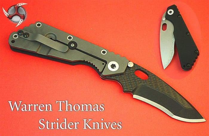 Warren Thomas Strider SMF