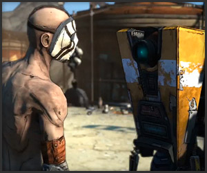 Borderlands: Claptrap Trailer
