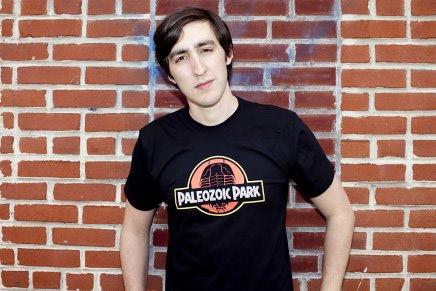 Paleozoic Park T-shirt