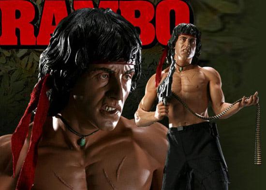 Rambo PF Figure