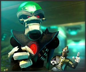 Supervillains: Ratchet/Clank