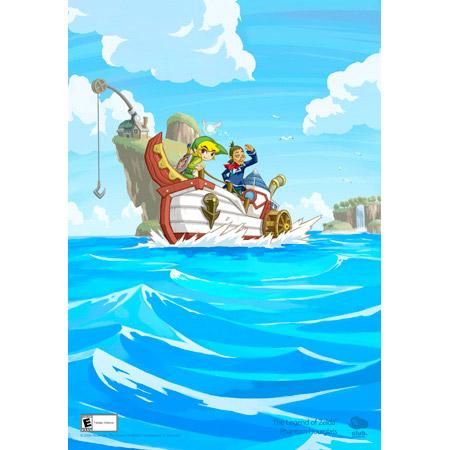 Zelda 3-Poster Series