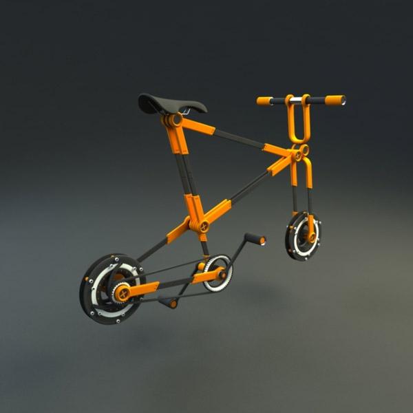 Eco // 07 Bike Concept