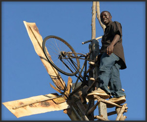 A Boy Who Harnessed Wind