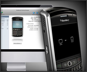 Blackberry Desktop: Mac