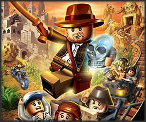 LEGO Indiana Jones 2