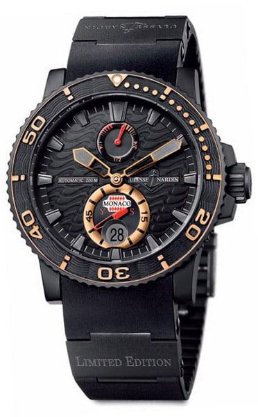 Monaco YS Diver Watch