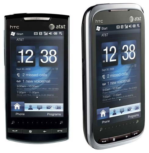 HTC Pure/Tilt 2