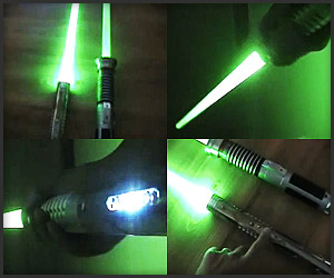 Super Bright Lightsaber