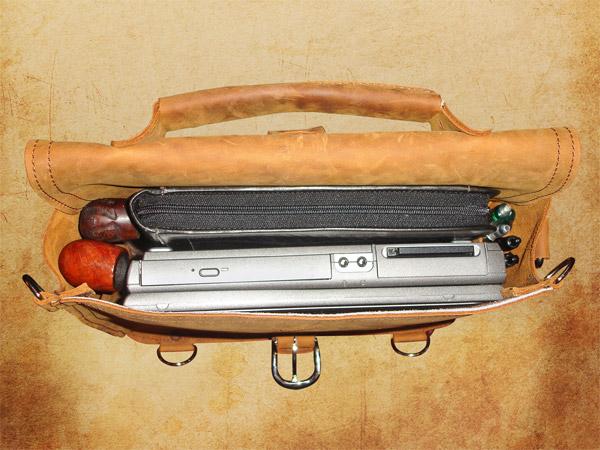 Giveaway: Saddleback Bag