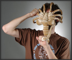 Facehugger Plush