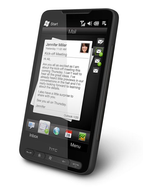 HTC HD2 Cellphone