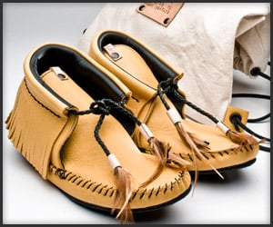 Ken Diamond Moccasins